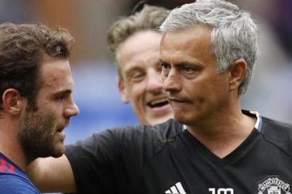Mata cuenta cómo fue su verdadero reencuentro con Mou en Manchester