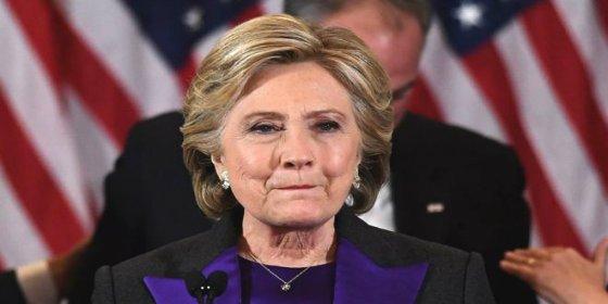 """[VÍDEO] Hillary Clinton: """"Trump será nuestro presidente, le debemos una mente abierta"""""""