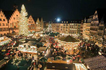 Ciudadanos propone crear un mercado navideño de estilo europeo en la Plaza Mayor de Valladolid