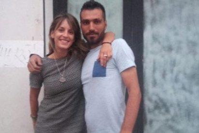 La reportera de '21 días' Meritxell Martorell cuenta cómo se enamoró de un refugiado y se lo trajo a España