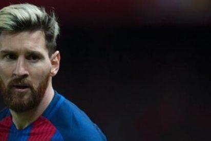Messi está enojado con los dirigentes del Barça por su nuevo contrato