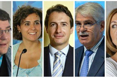 Los elegidos de Mariano Rajoy: sigue el núcleo duro y se une Cospedal