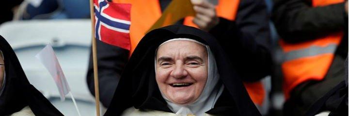 """Ángelus del Papa en Suecia: """"Sean la sal y la luz de la vida"""""""