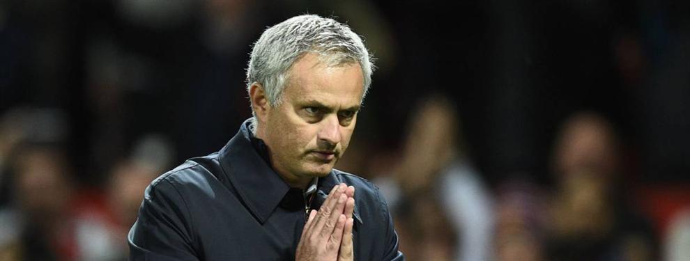 Mourinho pone en el escaparate un medio que se ha devaluado a sus órdenes