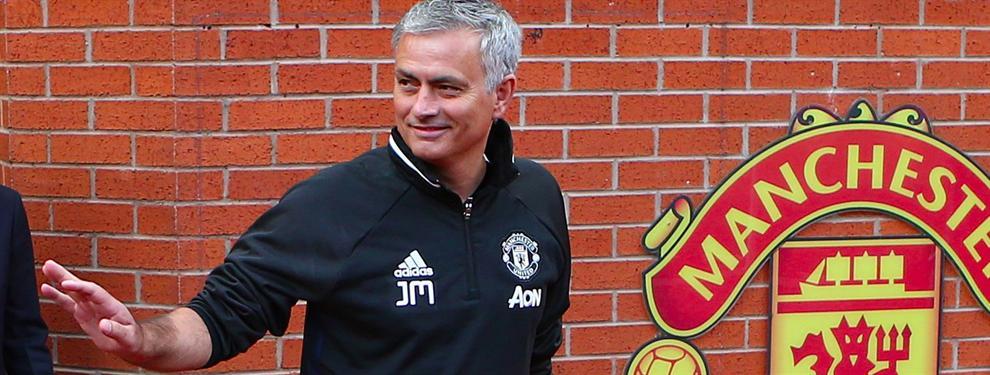Mourinho prepara la cartera para fichar a una estrella de la Serie A