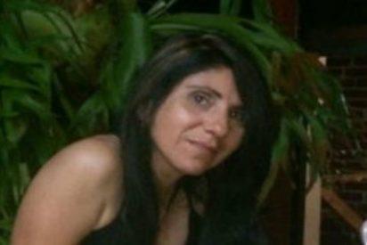 La mujer que ha sido violada, empalada y quemada en su casa