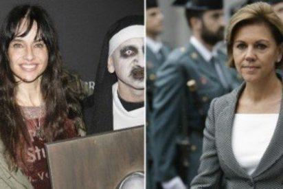 'Rajada' en Facebook de la actriz Beatriz Rico contra Cospedal