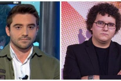 """El podemita Facu Díaz llama """"ratas"""" a dos periodistas de El Mundo"""
