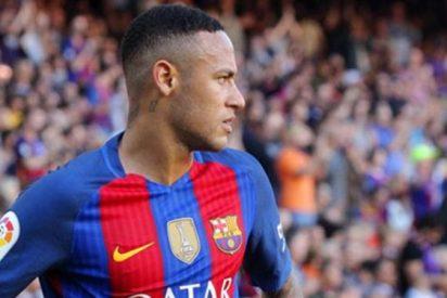Neymar no soporta a un crack de Barcelona y lo demuestra siempre
