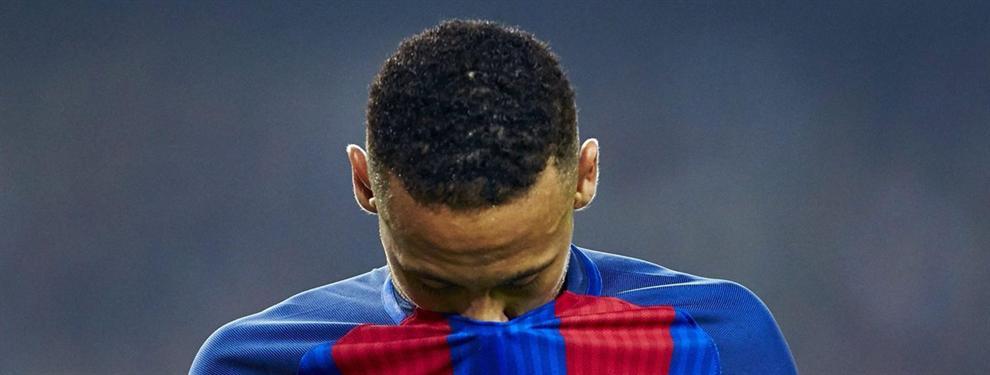 Neymar se convierte en una preocupación para el Barça