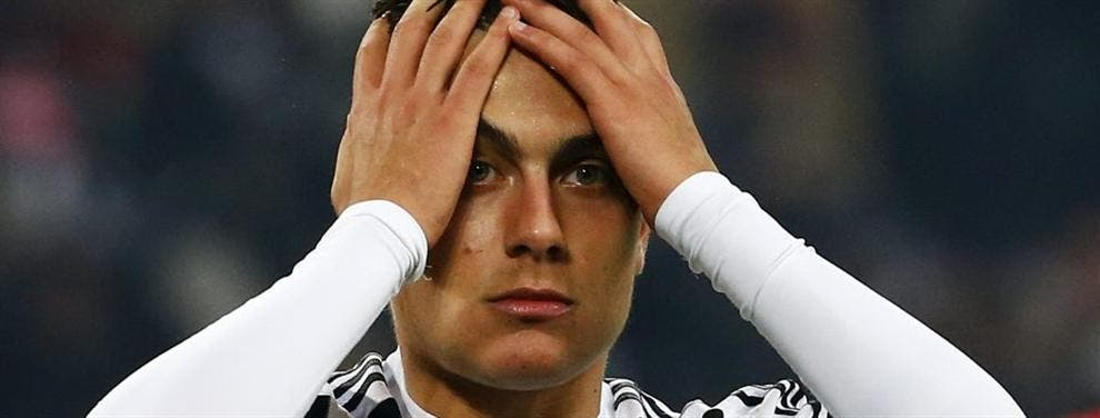 Ni Barcelona ni Real Madrid, a Dybala le recomiendan ir a otro club