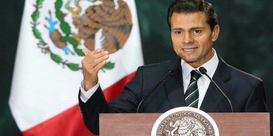 """Peña Nieto templa gaitas: busca en Donald Trump a """"un amigo y aliado"""" y pide diálogo"""