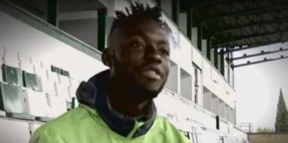 Kwabena Owusu, el delantero exótico que el Valencia tiene en sus planes de futuro