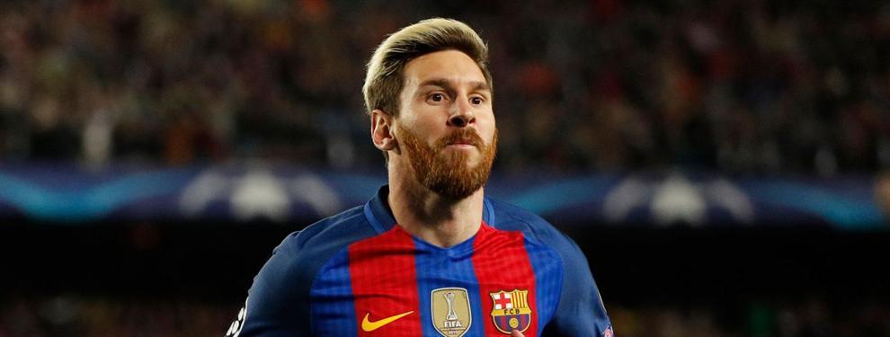 ¡Ojo, Barça! La nueva jugada para llevarse a Messi gratis