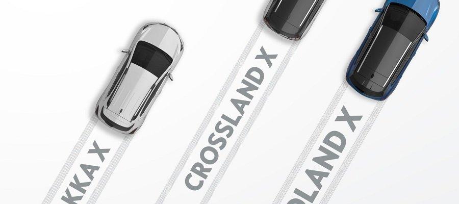 "Opel Grandland X, el ""hermano mayor"" del Mokka X"