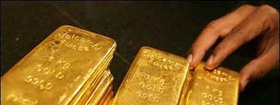 Los 100 kilos de oro que ha encontrado un hombre escondidos en los muebles de su casa