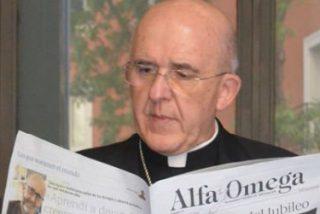 """Carlos Osoro, a """"Alfa y Omega"""": """"El número 1.000 es para mirar hacia adelante. La Iglesia no envejece, siempre es joven"""""""