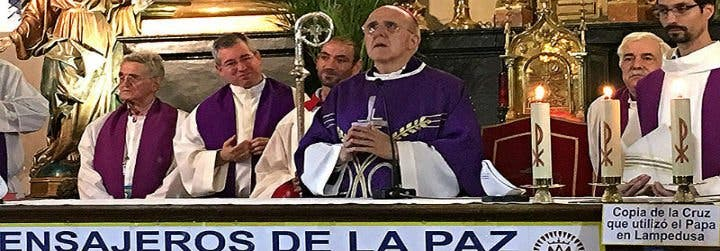 """Carlos Osoro: """"Dios cuenta con nosotros, para que nadie muera solo y abandonado"""""""