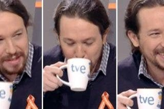 """Surrealismo populista en TVE: """"¿Me puedo llevar la taza? Es un regalo, no una expropiación ni una nacionalización"""""""