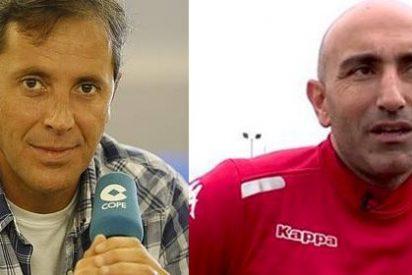 """Paco González da una magistral lección de periodismo al entrenador del Sporting: """"El deber de un periodista es ser periodista, no sportinguista"""""""