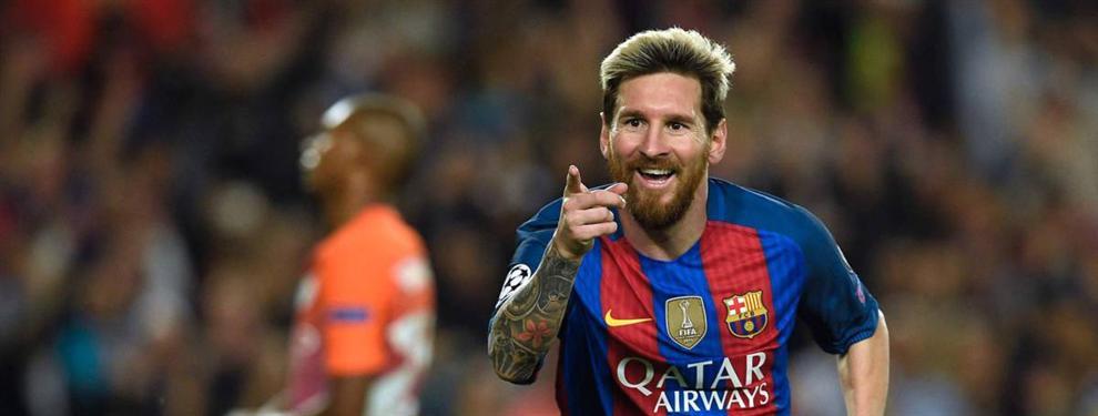 ¡Palo a Messi! El menosprecio que sale del vestuario del Real Madrid