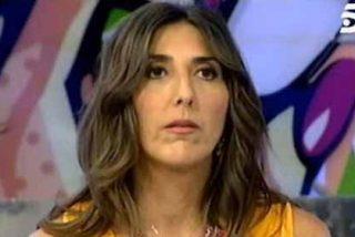 Paz Padilla, nueva 'enemiga' en 'Sálvame' tras traicionar a uno de los colaboradores