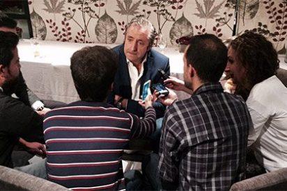 """Josep Pedrerol: """"No me sentí feliz el día que despidieron a Lama. Me acordé de cuando me echaron a mí de Intereconomía"""""""