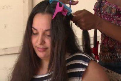 [VÍDEO] Las venezolanas que venden su pelo para poder llenar la cesta básica