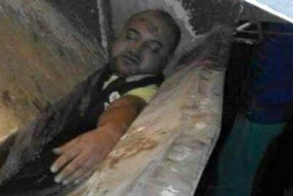 Así tritura el camión de la basura a un vendedor de pescado que protestaba en Marruecos