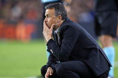 Pesos pesados del Barça no entienden las decisiones de Luis Enrique