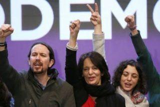 Cambio de tendencia: Se dispara el rechazo de los votantes del PSOE hacia Podemos