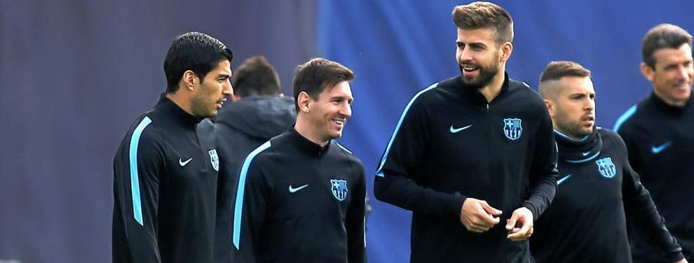 Por indisciplina, Barcelona multó a dos de sus grandes estrellas