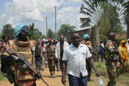 Bangui, ciudad muerta, ciudad con muertos