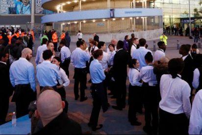 ¿Por qué evacuaron el Etihad Stadium antes del City - Barça?