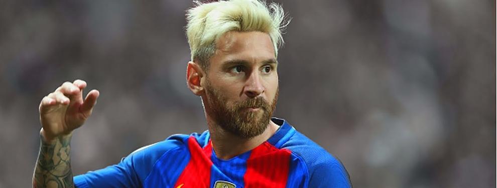 ¿Por qué Messi puso en la mesa de negociación con el Barça a Cristiano Ronaldo?