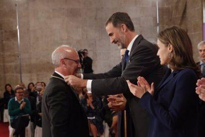 El Rey muestra su apoyo y reconocimiento a la ciencia hecha en España