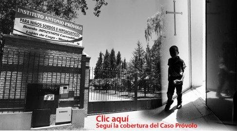 """Elegían a los niños y los llevaban a la """"casita de Dios"""" para abusar de ellos"""