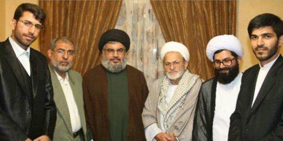 Las imágenes de los santurrones clérigos iraníes pillados de putas y metidos en faena