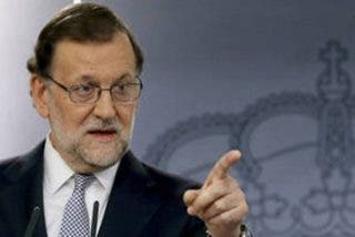 """Mariano Rajoy: """"Estoy dispuesto a estudiar la eliminación del tope máximo de la cotización de los salarios más altos"""""""