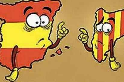 El 'no' a la independencia ganaría por la mínima en un referéndum en Cataluña
