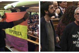 """Carlos Herrera despelleja a los podemitas por su show en el Congreso: """"No podían faltar los tontos, cretinos y mamarrachos"""""""