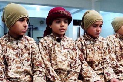 Los niños soldado del Estado Islámico aterran a Europa