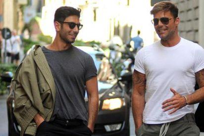 Ricky Martin se casa con Jwan Yosef