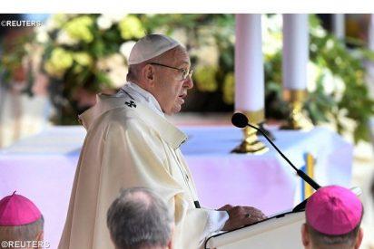 """El Papa pide a los suecos ser """"sal y luz de la vida"""""""