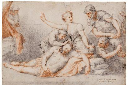 Ribera, maestro del dibujo