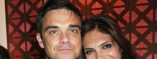 La confesión sexual que la esposa de Robbie Williams le hizo al cantante