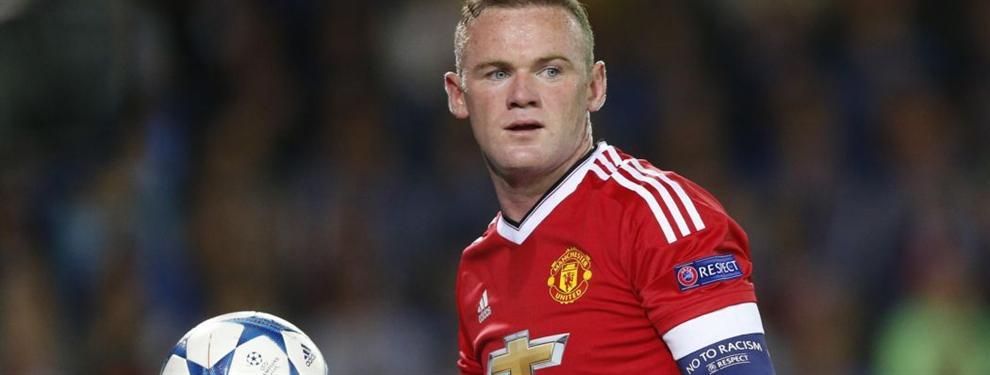 Rooney carga contra la prensa tras volver a marcar para el United