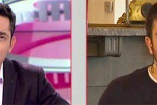 El flamante podemita jefe en Madrid torea con un diálogo de besugos a Javier Ruiz