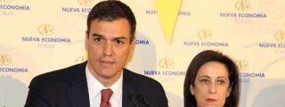 """La puñalada trapera de Robles a Sánchez: """"Ahora, a pasar página"""""""