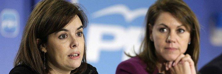 Soraya Sáenz de Santamaría coloca a sus 'peones' y gana peso en el Gobierno